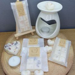 Natural Soy Wax Melts Starter Kit, Highly Fragranced, Various Scents 1