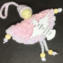 Crochet Angel Gift