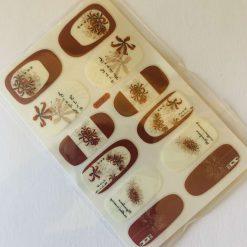 Self Adhesive Nail Wraps space