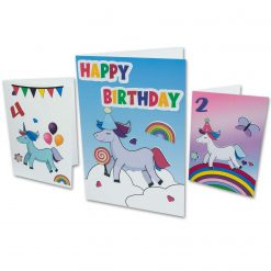 Create you own unicorn cards