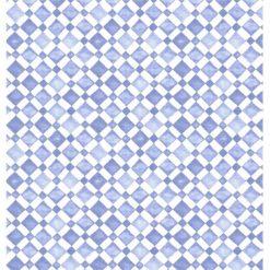 Michael Miller Limoncella Blue Fabric - 100% Cotton - FQ - METRE