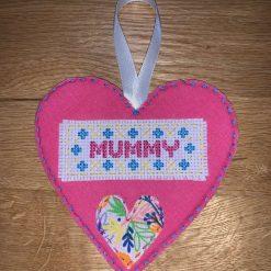 Hanging heart 3