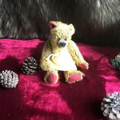 Emily. Collectors mohair bear