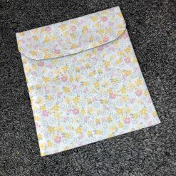 Floral Re-useable sandwich bag