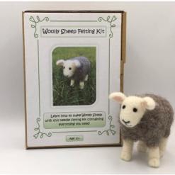 Needle Felting Kit - Sheep