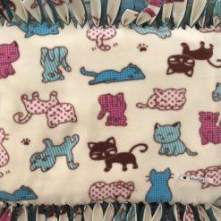 Handmade Cat Lap Blanket