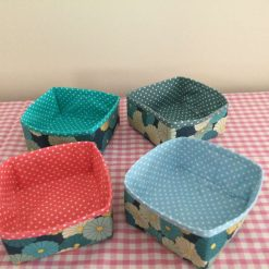 Fabric Craft Box