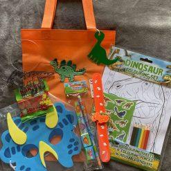 Embroidered Children's Unicorn Activity Bag