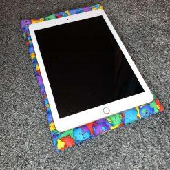 Cat print iPad/tablet sleeve 3