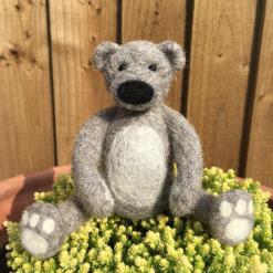 Needle Felting Kit - Bertie Bear