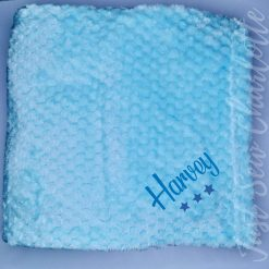 Personalised Baby Blanket, Personalised Baby Wrap, New Baby Gift , Baby Shower, Christening, Baby Girl