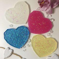 'Sweet Shop' Resin Coasters
