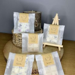 Natural Soy Wax Melts Mini Snap Bar (x 5) Selection, Highly Scented, Various Scents