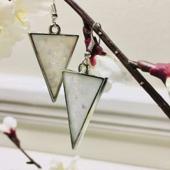 Pressed Leaves Pendant Necklace