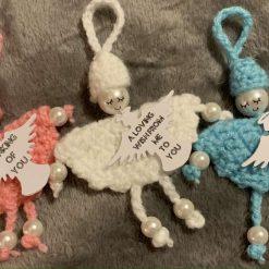 Crochet Pocket Angels