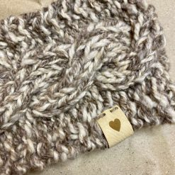 100% British wool headband/ear warmers (5)