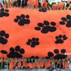 Handmade Dog Lap Blanket