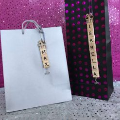 Personalised Gift Tag - 50th Birthday