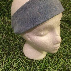 Ladies Recycled Denim Headband