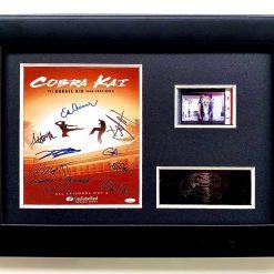 Cobra Kai S1 35mm Framed Film Cell Display
