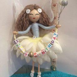Birthday girl Flower  fairy