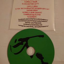 Fur and Medication CD by Little Terry 2