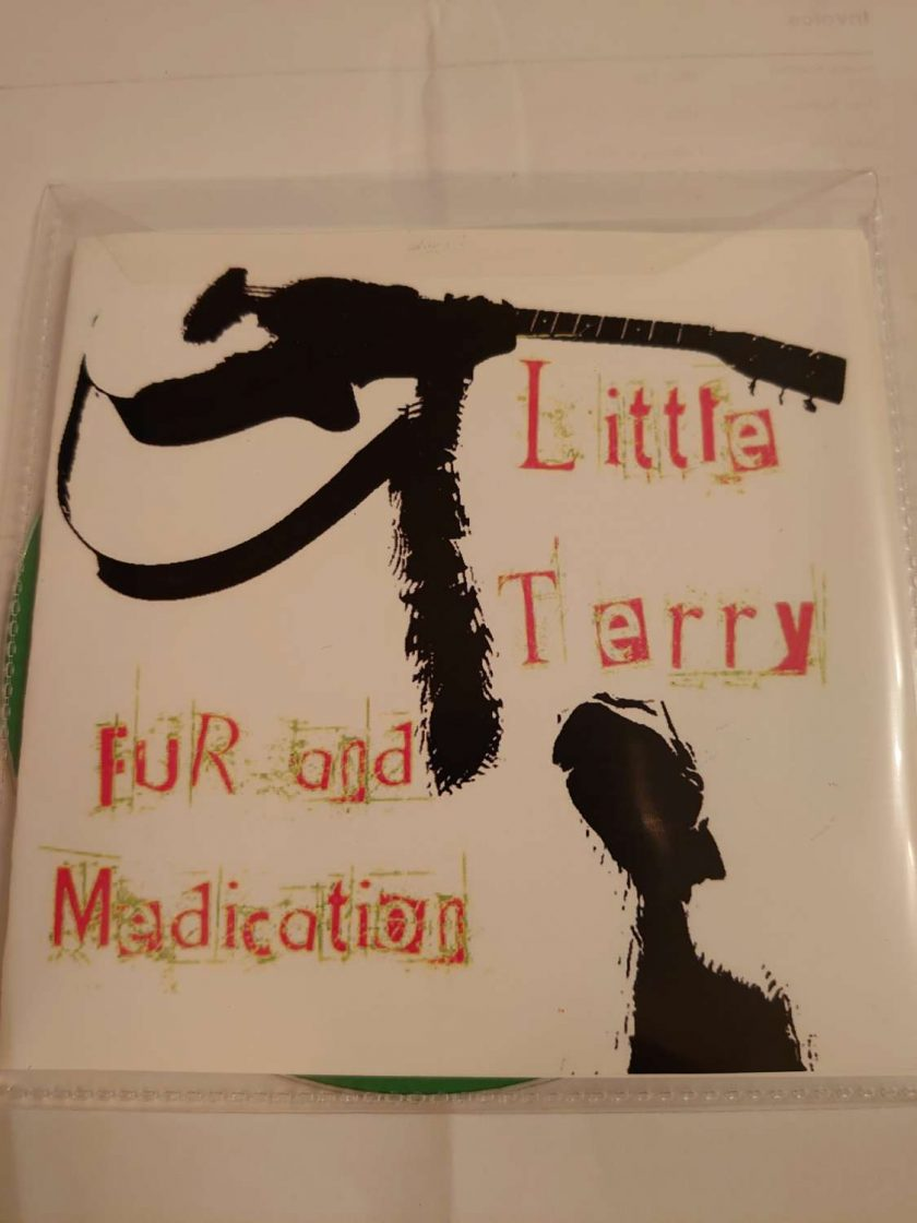 Fur and Medication CD by Little Terry