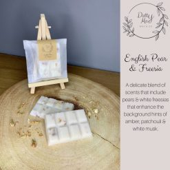 Natural Soy Wax Melts Mini Snap Bar, Highly Fragranced, Various Scents 5