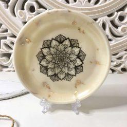 Mandala Trinket Dish 1