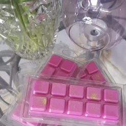 Scents by k&j lychee and peony wax melt