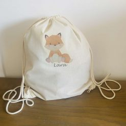 Drawstring Bag - Personalised