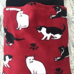 Handmade Cat Snuggle Bed