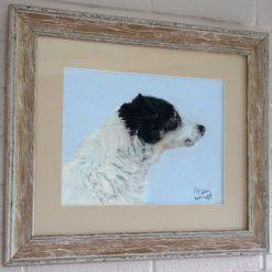 Animal portrait artist