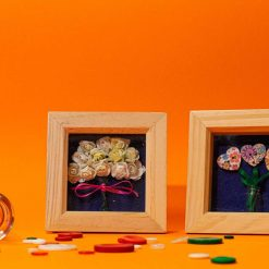 Flower picture boxes