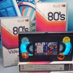 Hercules Retro VHS Lamp