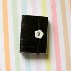 Mini Sketch Pad (A9) - flower button