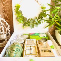 "Wellbeing Rejuvenating Gift Hamper - ""Feel Better, Stay Healthy"""