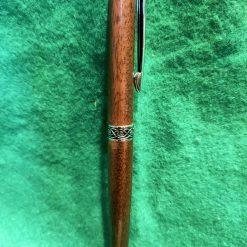 Walnut Celtic pen