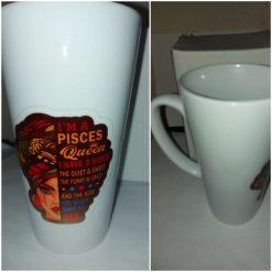Latte Mug Pisces