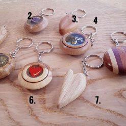 Key rings various prices