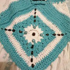 Crochet hippie bag