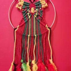 Macrame Butterfly dream catcher, dream catcher, macrame wall hanging, large Butterfly dream catcher. with free UK postage.