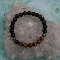 Onyx Mens Bracelet