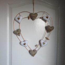 Heart Wall Decoration