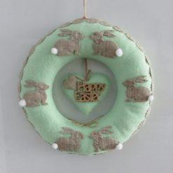 Door/Wall Hand Crafted Wreath