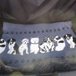 Car boot dog bed - Please contact me for price
