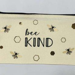 Bee kind Pencil Case