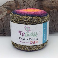 Chainy cotton cakes retwisst RCC09 bright mix250g