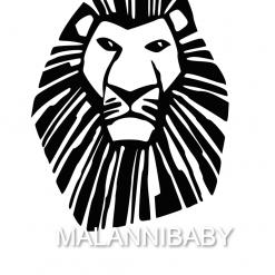 Lion Head | Digital File | Cricut | Silhouette | SVG ESP DXF JPEG PNG PDF