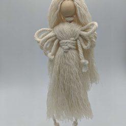 Angel Macramé Doll hanging decoration